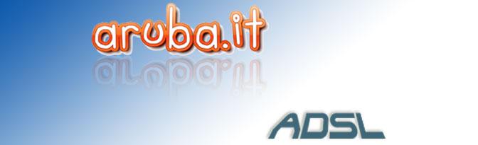 Aruba: offerta ADSL 20Mb/384Kb