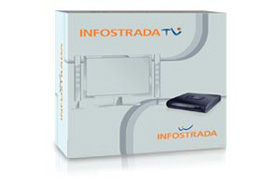 Kit Infostrada TV