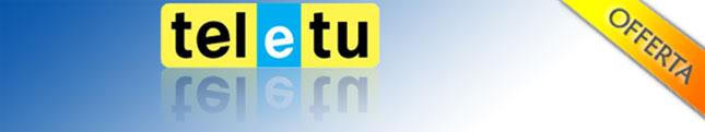 Offerta TeleTu Senza Pensieri di Ottobre 2010