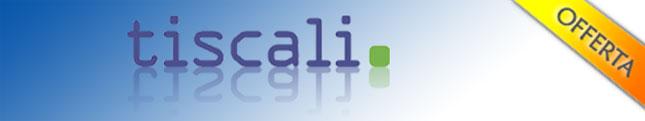 Offerte promozionali Tiscali ADSL