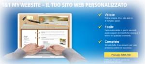 1&1 My Website: creare siti Internet aziendali professionali