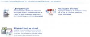 1&1 MyWebsite: le Funzioni Aggiuntive per creare un sito Web aziendale