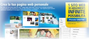 1&1 MyWebsite Personal: come creare un sito Internet personale