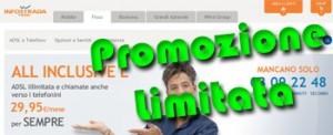 Promozione ADSL Infostrada: All Inclusive Scontato per sempre
