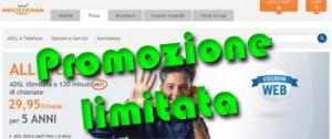 Promozione limitata ALL INCLUSIVE Infostrada di Ottobre 2012